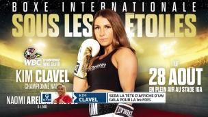 Clavel sera tête d'affiche pour la 1re fois de sa carrière