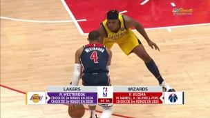 Westbrook échangé aux Lakers