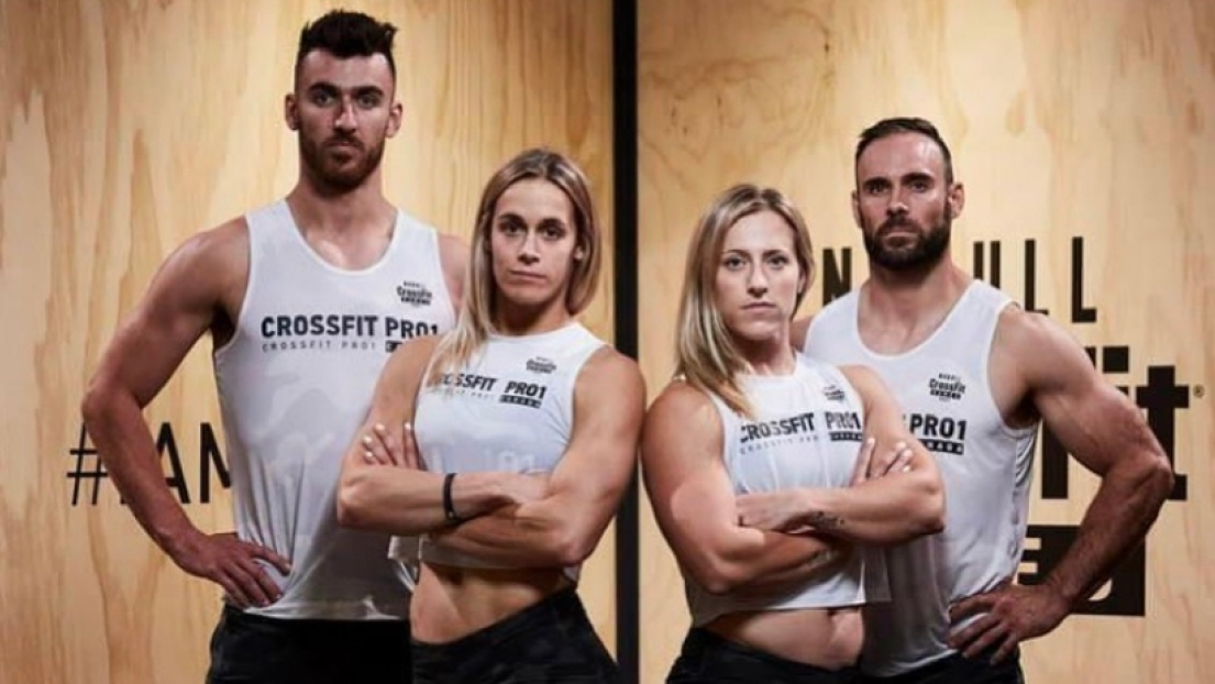 Cover crossfit
