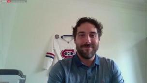 Mathieu Perreault choisit le bonheur et non l'argent