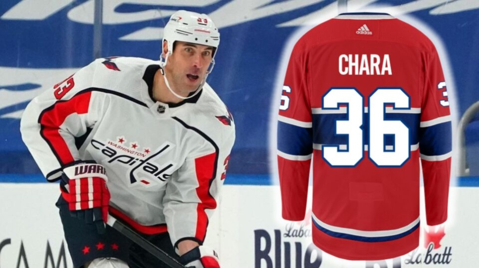 Et si Zdeno Chara signait à Montréal?
