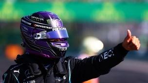 Hamilton vise une 100e victoire