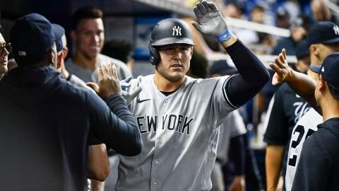 Yankees 4 - Marlins 2