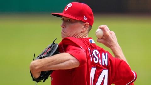 Bons débuts pour Gibson, les Phillies écrasent les Pirates