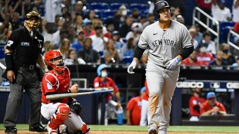 Yankees 3 - Marlins 1