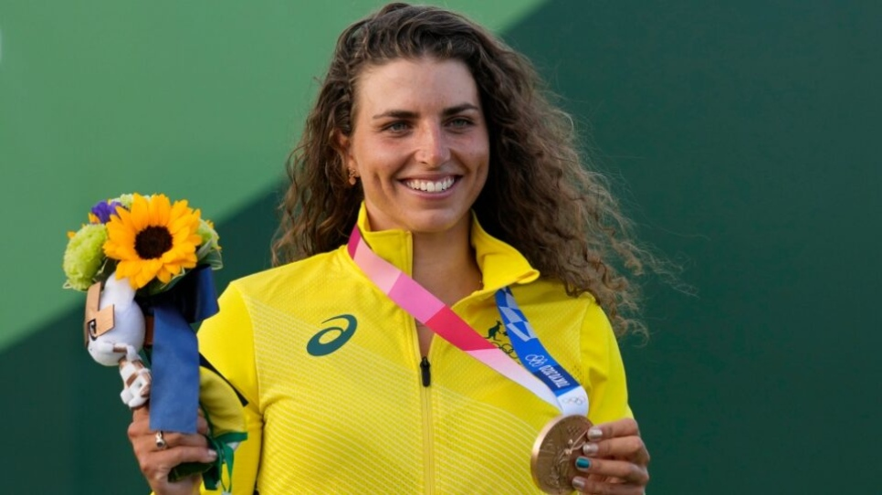 JO : un condom lui a permis de remporter une médaille de bronze
