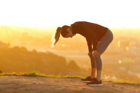Course à pied fatigue