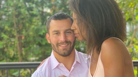 David Lemieux accueille Jennifer Abel avec une demande en mariage