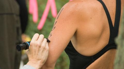 Performer en triathlon