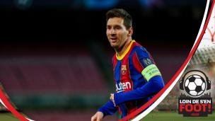Finalement, Messi quitte le FC Barcelone