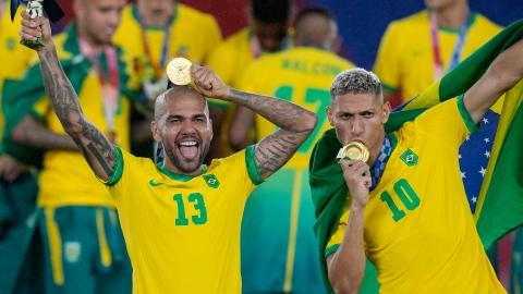 Les Brésiliens champions comme en 2016