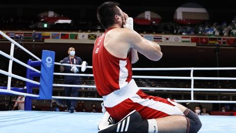 Jalolov dernier champion des tournois de boxe