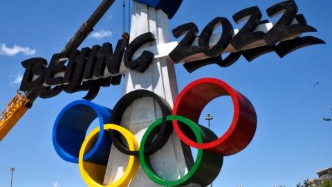 L'attention se tourne maintenant vers les Jeux de Pékin
