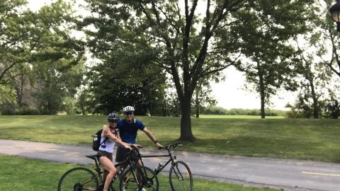 Aventures en cyclotourisme