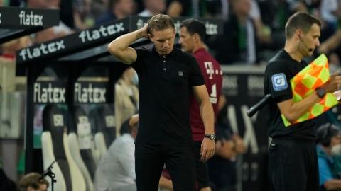 Le Bayern Munich rate ses débuts en Bundesliga