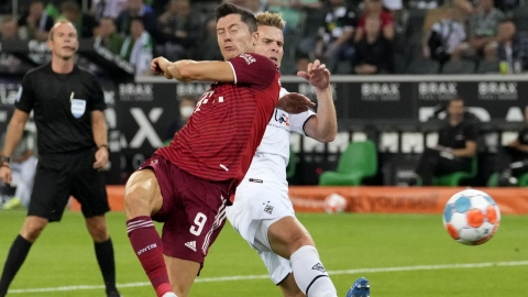 Borussia Monchengladbach 1 - Bayern Munich 1