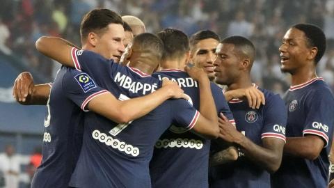 Paris Saint-Germain 4 - Strasbourg 2