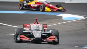 Will Power s'impose à Indianapolis