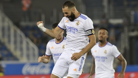 Alavés 1 - Real Madrid 4
