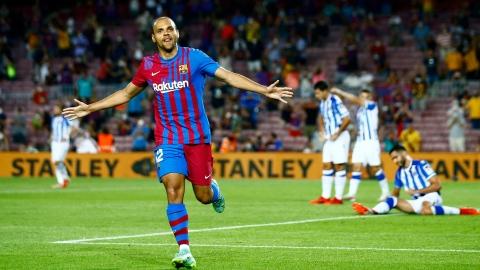 Le Barça séduit, sans Messi