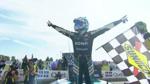 Tagliani gagne le GP3R pour la 3e fois