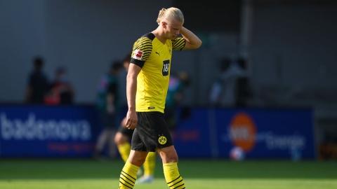 Dortmund est battu pour la première fois