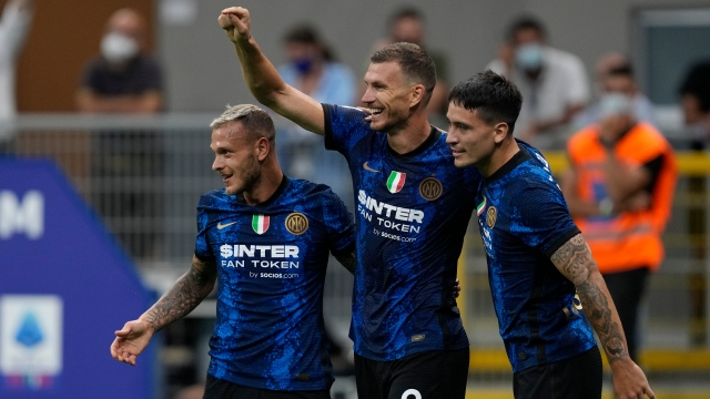L'Inter Milan démarre en quatrième vitesse