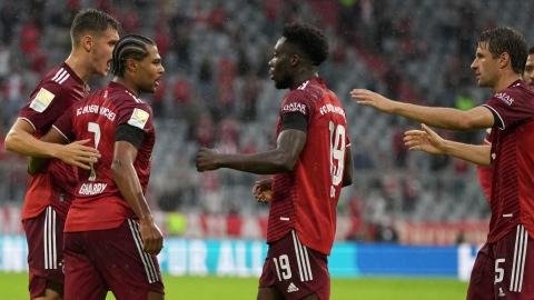 Le Bayern s'impose dans la douleur