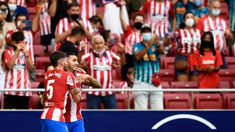 Angel Correa sauve encore l'Atlético