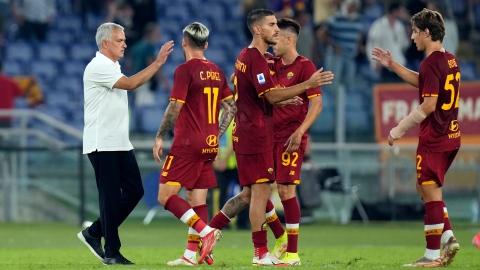 Mourinho au rendez-vous; pas la Juventus
