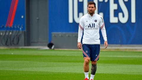 Messi sur la route de Man City en Ligue des Champions