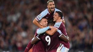 West Ham United 4 - Leicester City 1
