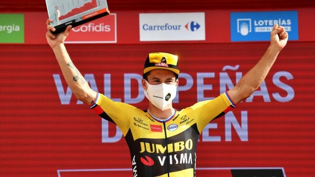 Roglic remporte la 11e étape, mais ne peut reprendre le maillot rouge