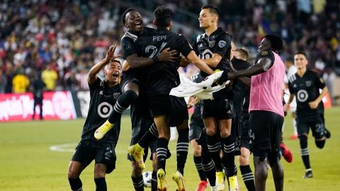Les étoiles de la MLS battent celles de la Liga MX