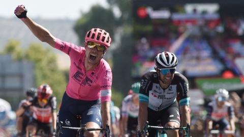 Nielsen renoue avec la victoire à la Vuelta