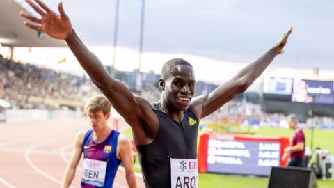 Le Canadien Marco Arop remporte un 2e 8000 m consécutif