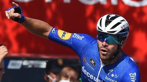 Vuelta : Sénéchal signe sa 1re victoire d'étape