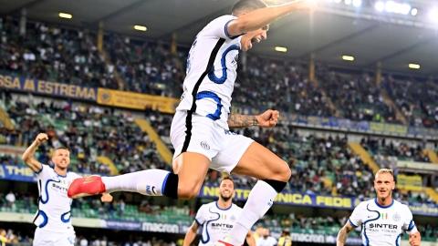 Joaquin Correa sort l'Inter Milan du piège