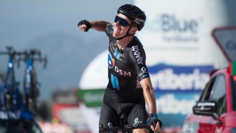 Vuelta : Bardet gagne la 14e étape en solitaire