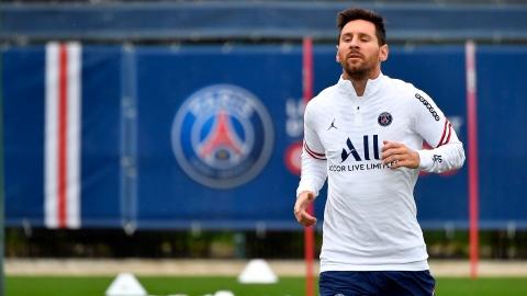 Le Paris SG sans Messi et Neymar samedi
