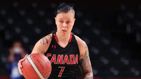 Deux victoires canadiennes en basketball en fauteuil roulant