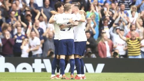 Tottenham 1 - Watford 0