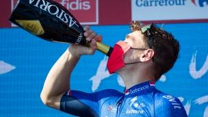 Vuelta : Jakobsen remporte la 16e étape