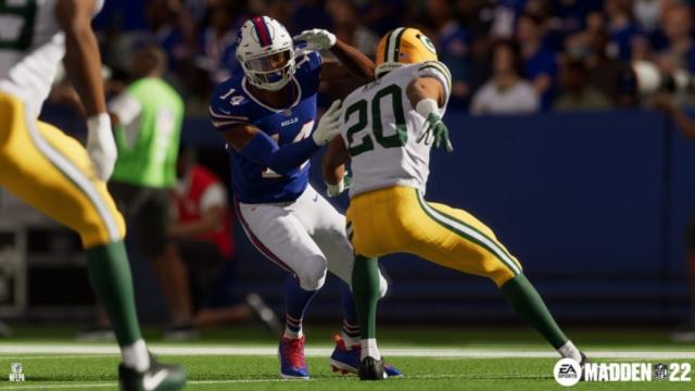 Madden NFL 22 : l'inévitable chute d'une franchise