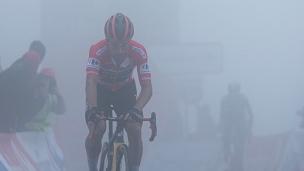 Vuelta : Roglic s'approche d'un 3e titre