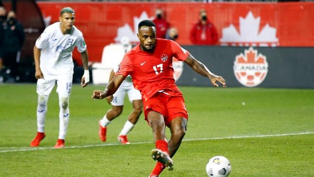 Le Canada se contente d'un match nul contre le Honduras