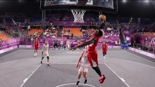 Basketball 3 contre 3 : Un sport en pleine progression