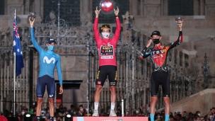Roglic remporte la Vuelta