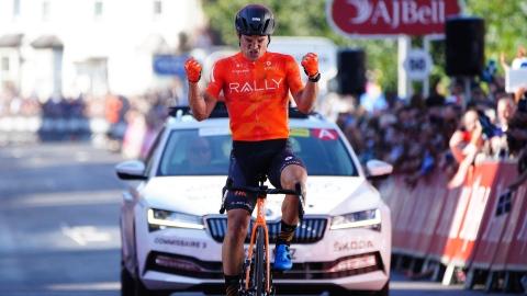 Tour de Grande-Bretagne : Carpenter fait coup double à la 2e étape