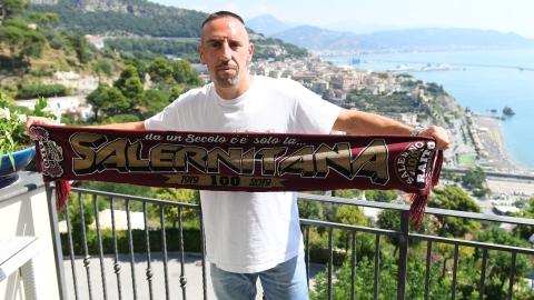 Franck Ribéry revient en Série A